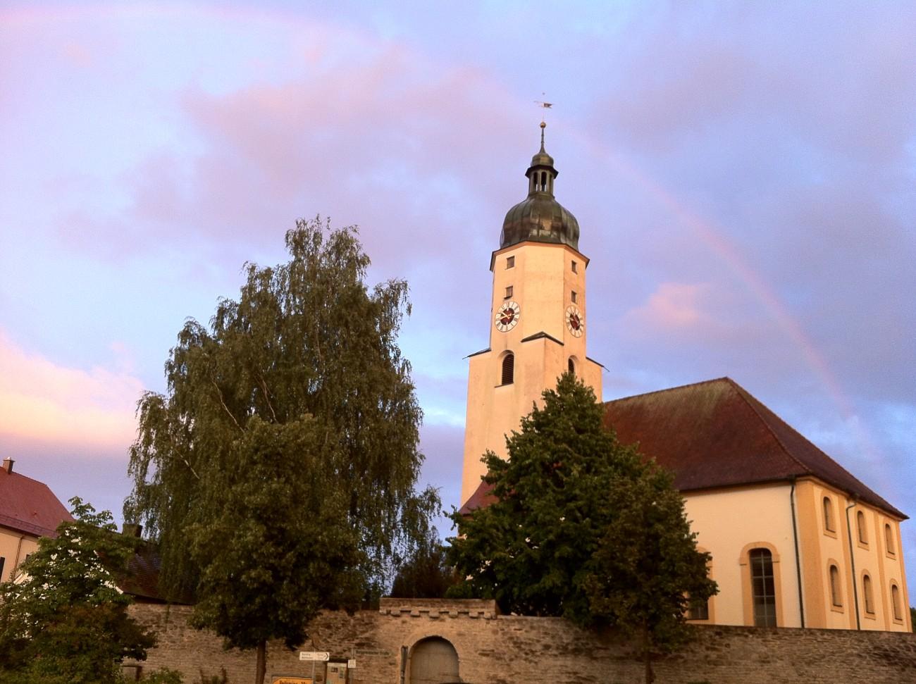 Foto Kirche Sulzkirchen